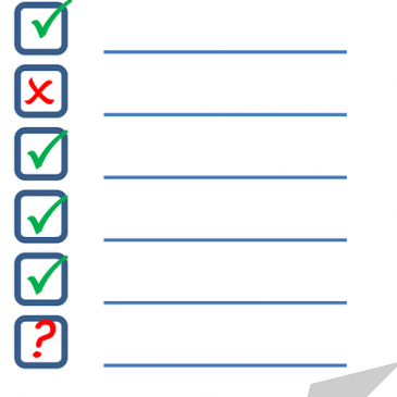 How A Simple Checklist Can Improve Learning