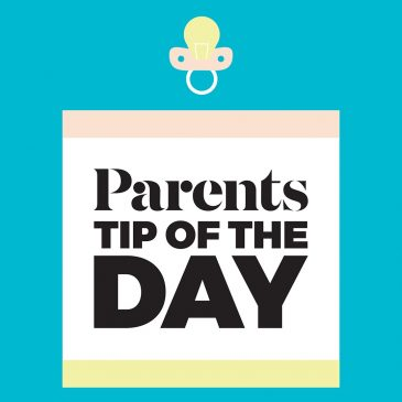 Parent Tips for Reducing Stress…